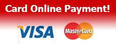 Card Online Payment!